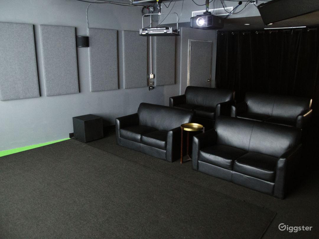 Screening room in the heart of Manhattan Photo 1