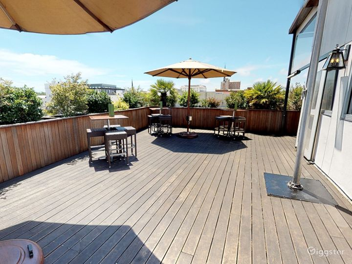 Rooftop Event Space
