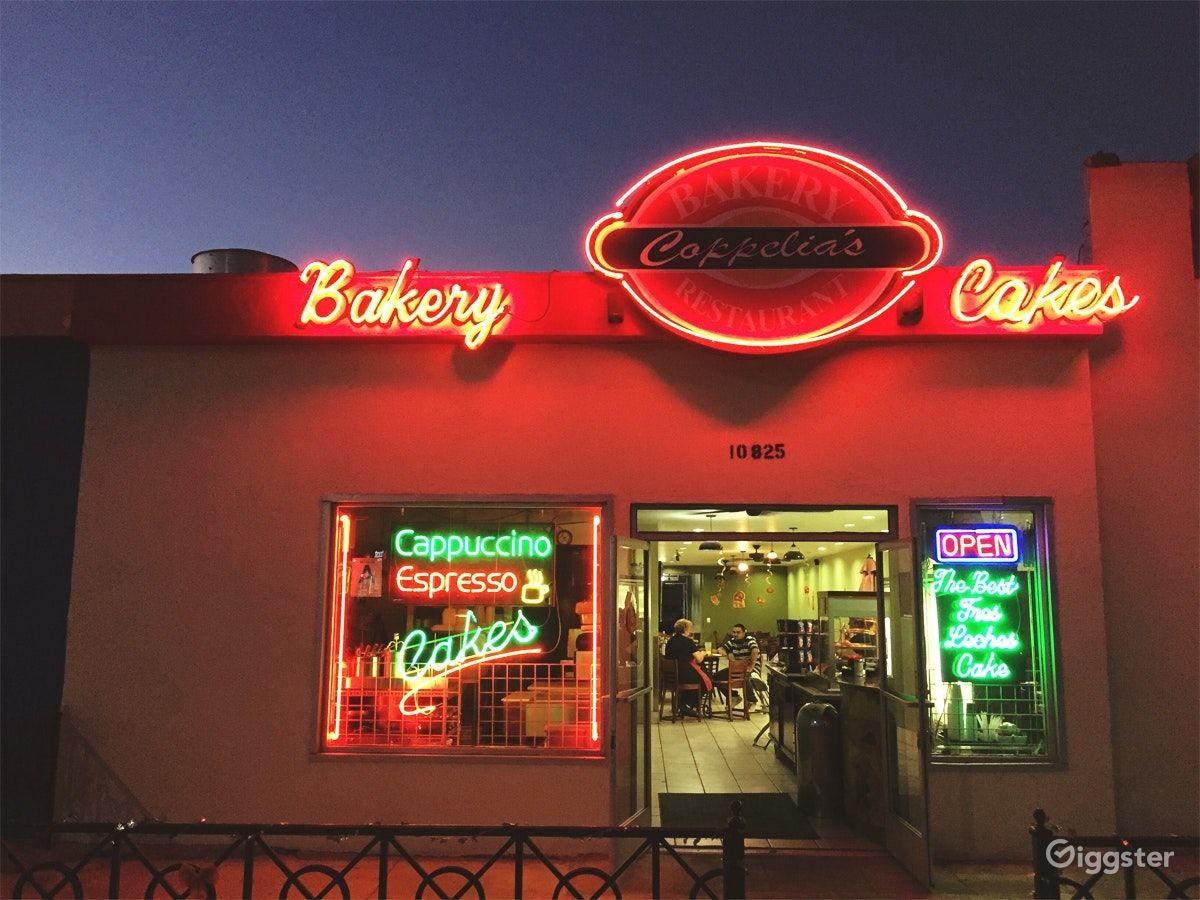3000 sq. ft Restaurant in West Los Angeles + Prkg Photo 1