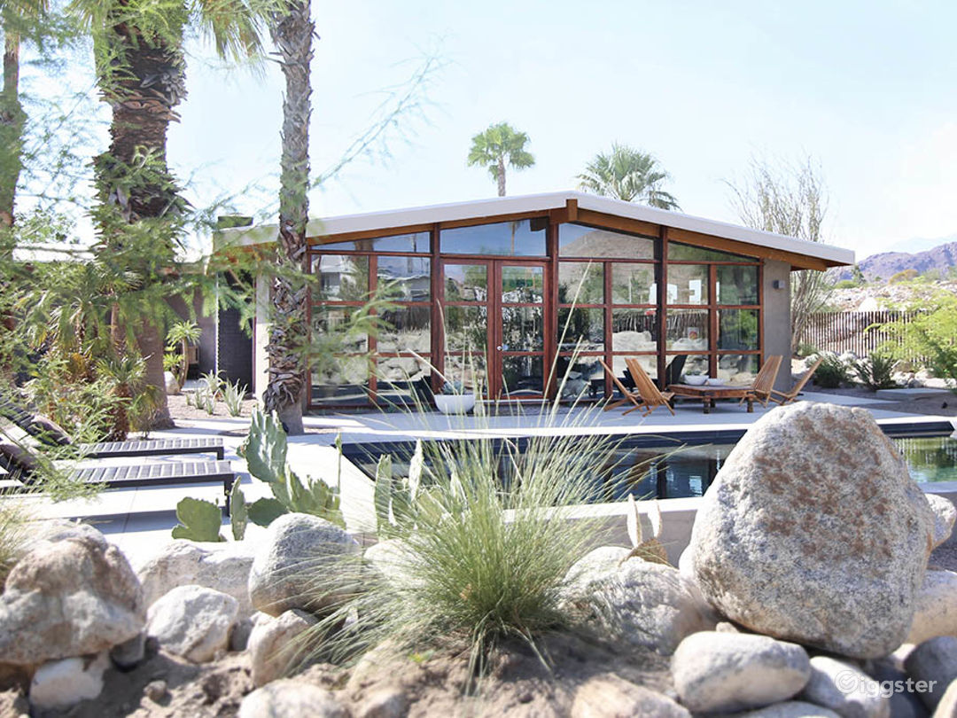 Palm Springs Mountain Modern Photo 3