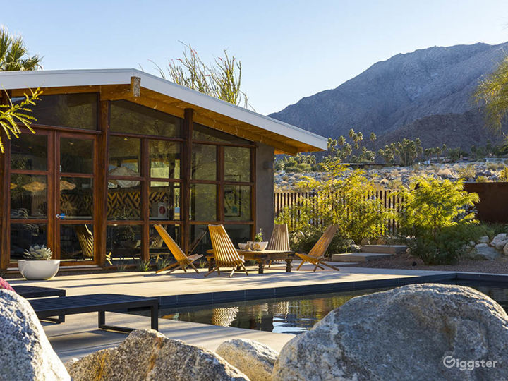 Palm Springs Mountain Modern
