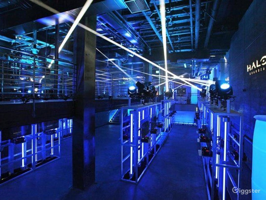 Modern-Industrial Themed Venue in Los Angeles Photo 1