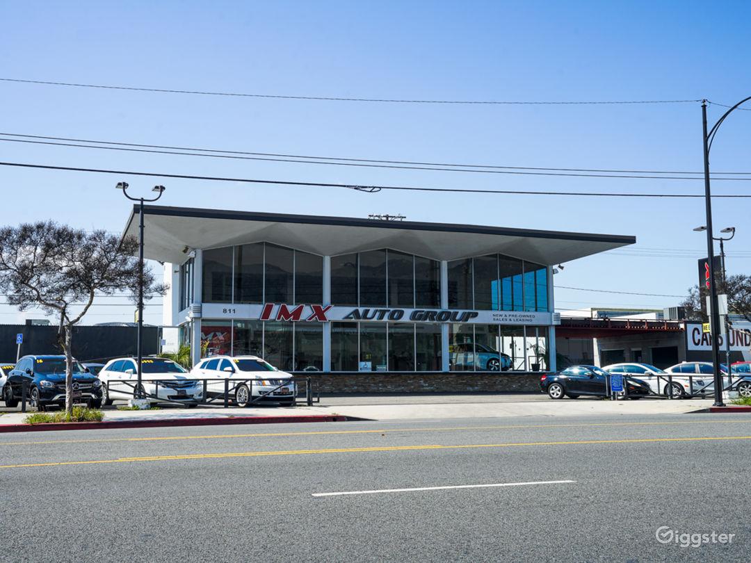 Car dealership/showroom in Burbank!  Photo 1