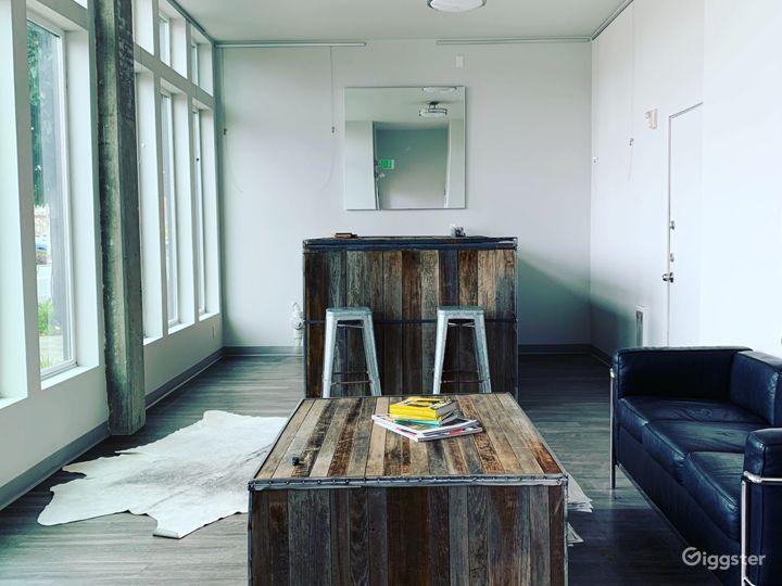 Greenwood Showroom Studio