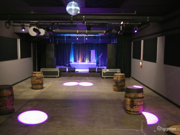 Substation Annex Room Event Space