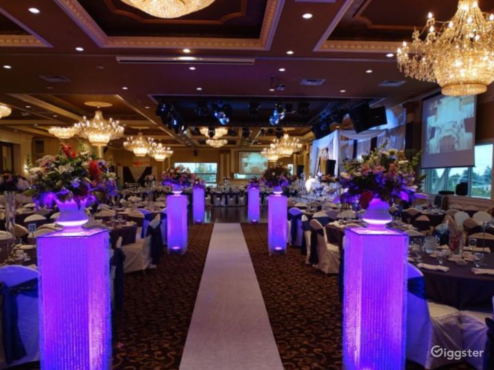 Perfect Facility for Your Special Occasion