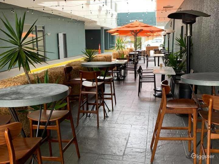 Elegant Patio in Santa Monica Photo 5