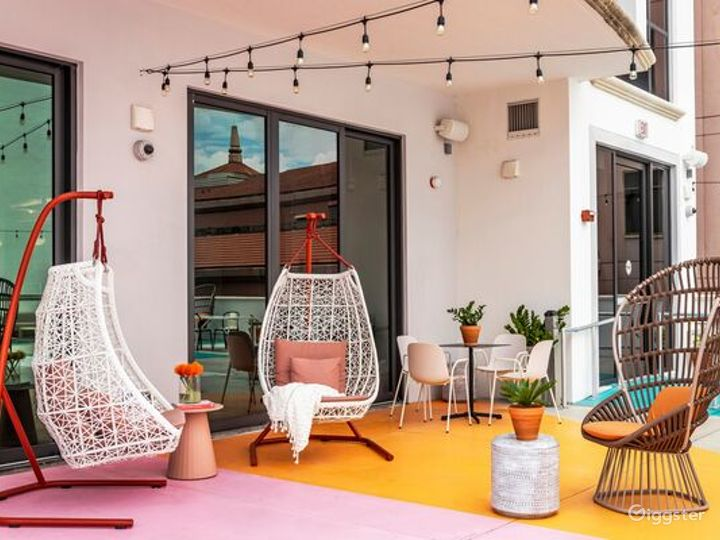 Coral Gables Rooftop Patio Photo 5