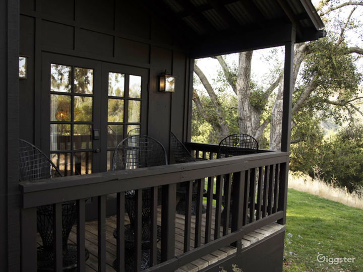 The Bungalow in Topanga with Outdoor Deck Photo 5