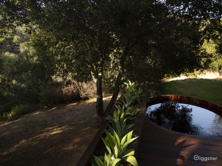 The Bungalow in Topanga with Outdoor Deck Photo 4