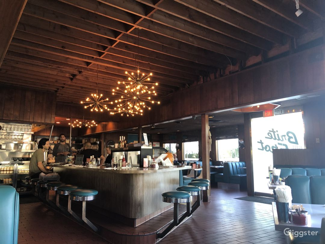 Charming restored historic diner in Echo Park Photo 4