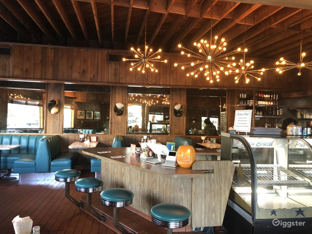 Charming restored historic diner in Echo Park Photo 1