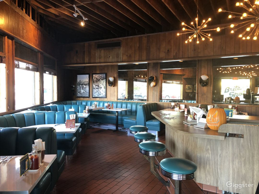 Charming restored historic diner in Echo Park Photo 3