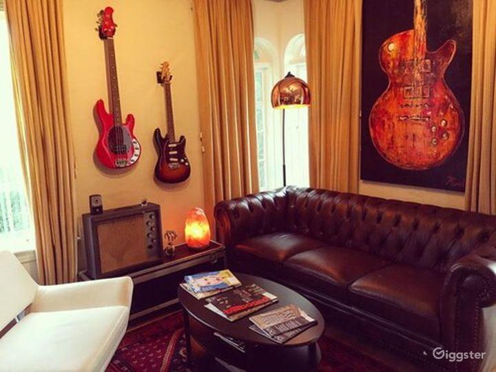 Historic Castle Recording Studio A Photo 5
