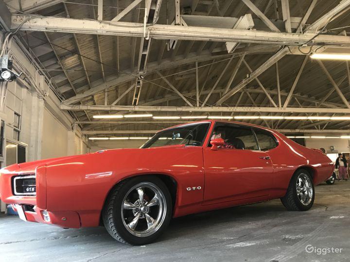 1969 Pontiac GTO  Photo 2