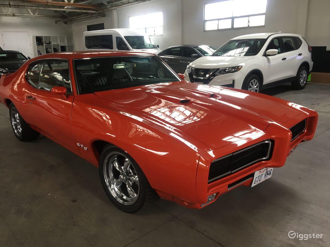 1969 Pontiac GTO  Photo 5