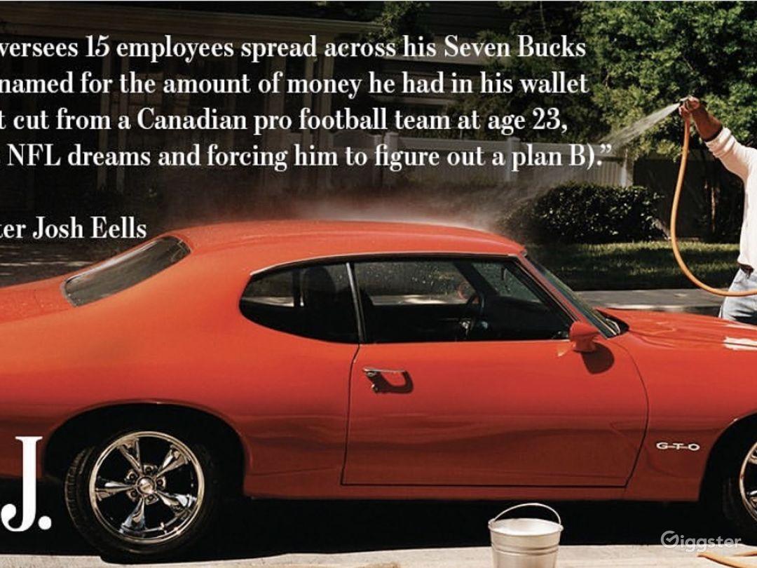 1969 Pontiac GTO  Photo 3
