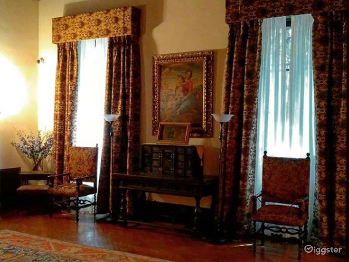 Renaissance Style Room in New York Photo 3