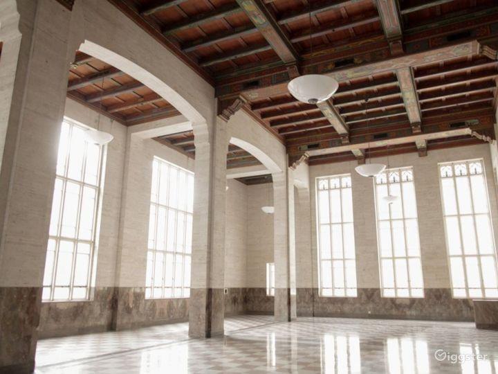 Historic North Ballroom with Foot Bank Vault Photo 2