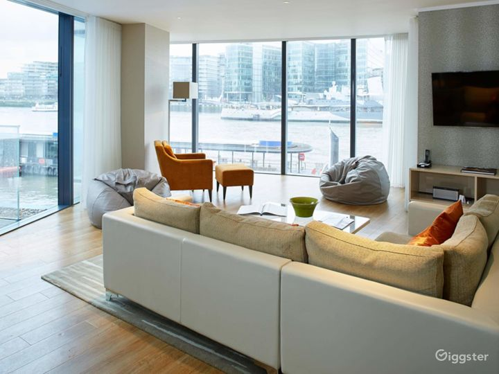 Cheval ThreeQuays - River View Deluxe Two Bedroom Apartment in London Photo 2