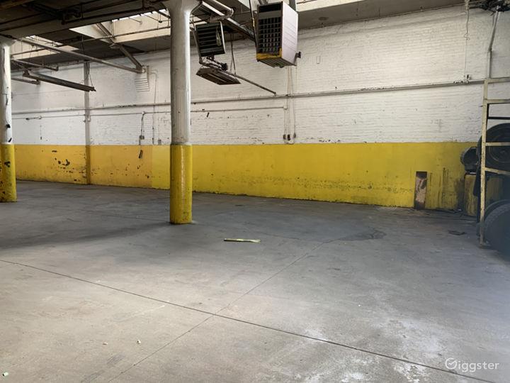 10,000 SQ FT Chelsea Warehouse Photo 3