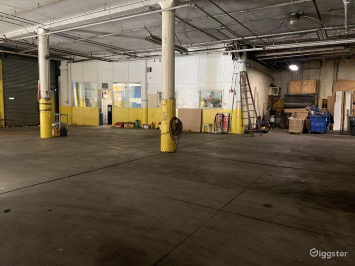10,000 SQ FT Chelsea Warehouse Photo 4