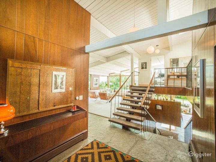 Swank Mid-Century Modern in Seward Park. Photo 4