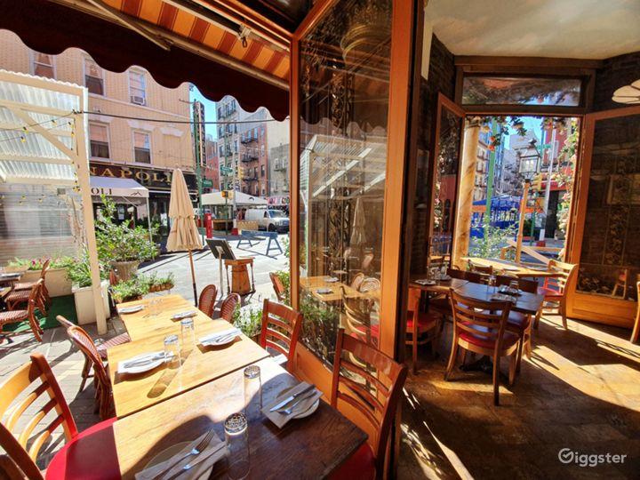 Shapira's 186 Unique Restaurant Photo 4