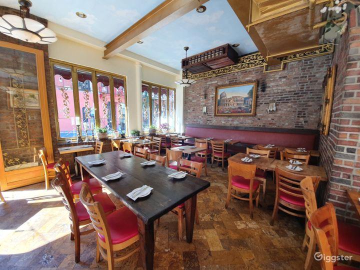 Shapira's 186 Unique Restaurant Photo 5