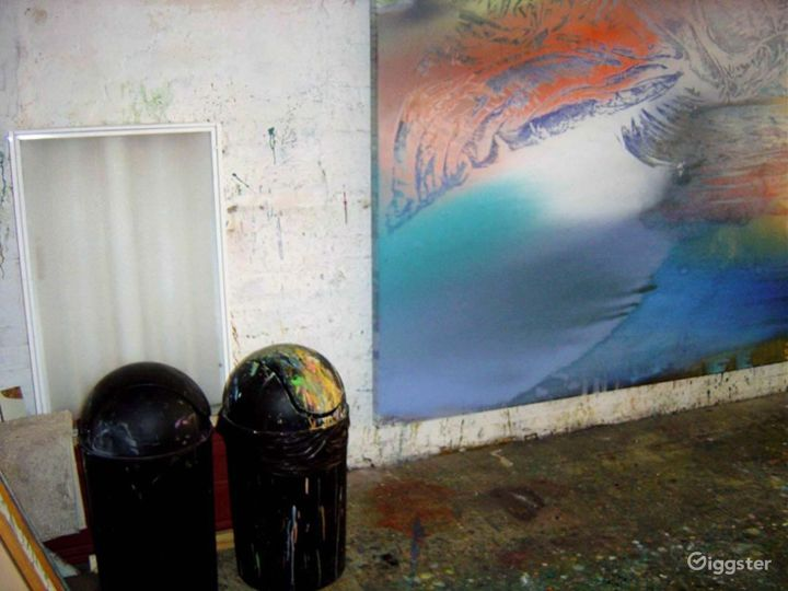 Artists loft studio: Location 4009 Photo 4