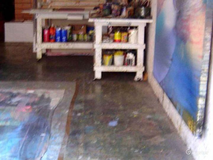 Artists loft studio: Location 4009 Photo 3