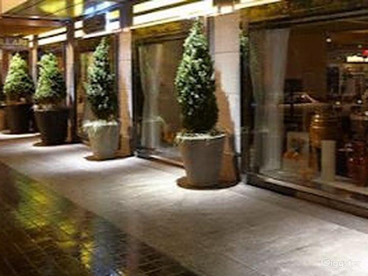 Restaurant Buyout in Golden Triangle Washington DC Photo 5