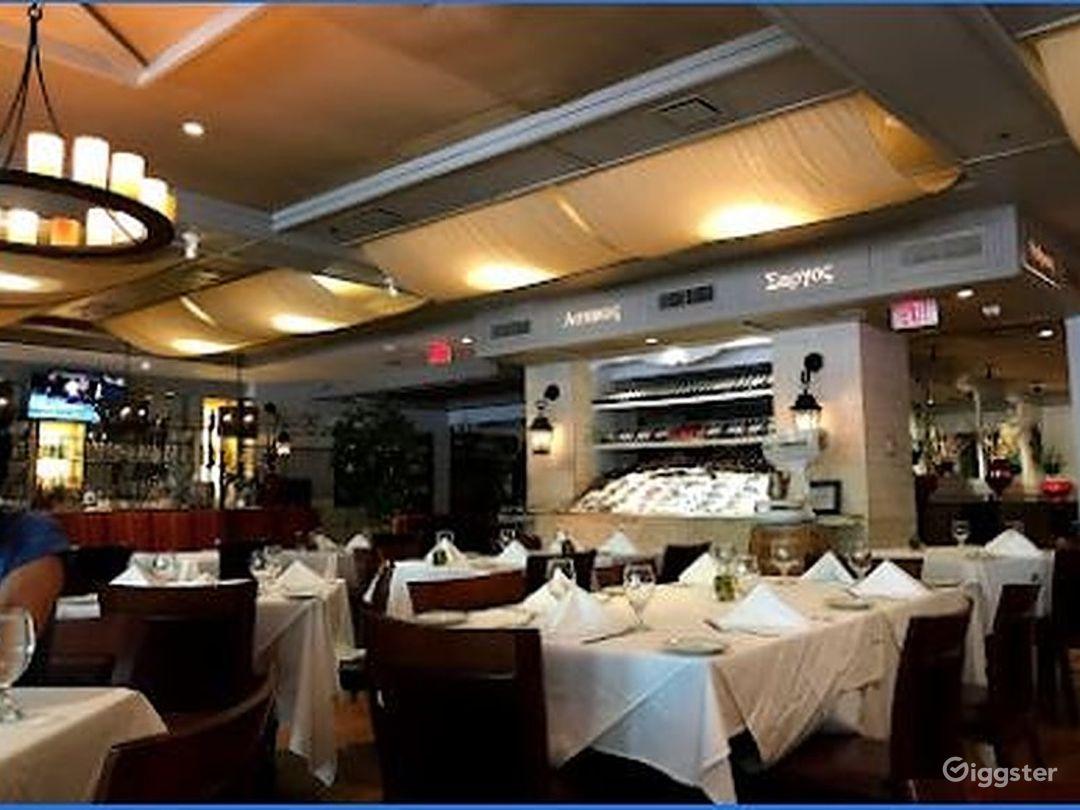 Restaurant Buyout in Golden Triangle Washington DC Photo 1