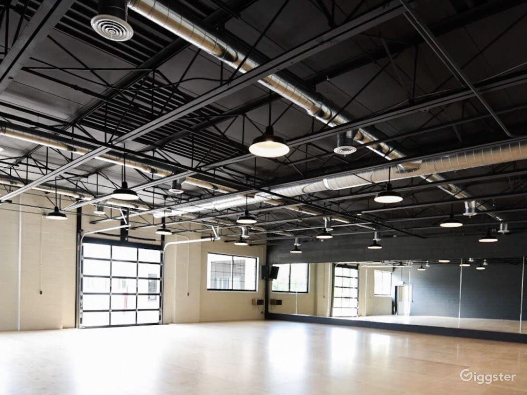 Spacious dance studio in Ferndale Photo 1