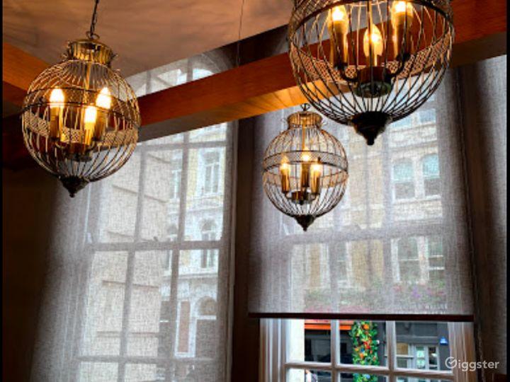 Indian Street Food Restaurant in London Photo 5