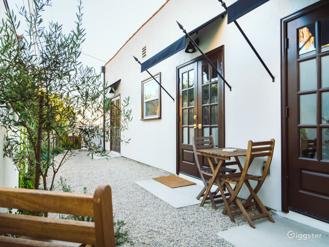 Romantic Spanish Home w/ Modern French Farm Boho   Photo 1