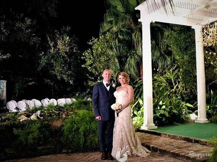 Courtyard For Intimate Occasion in New Orleans Photo 3