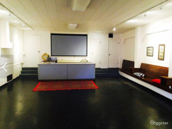 Ideal Venue for Meetings and Screenings