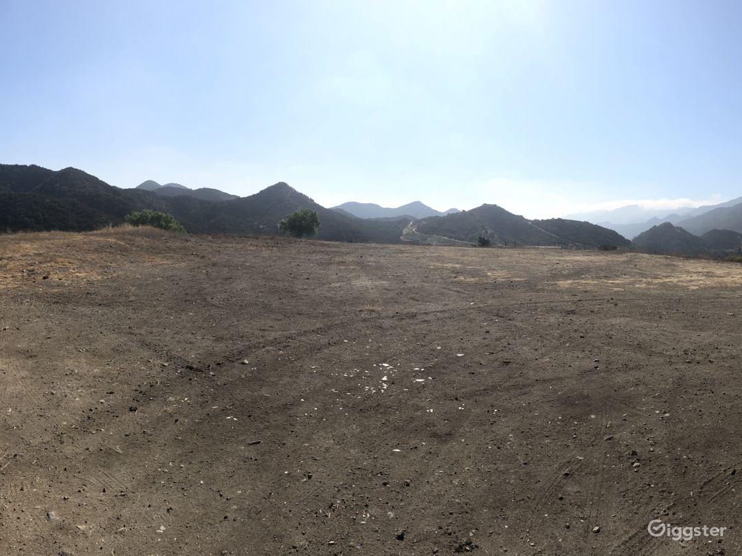 Hilltop overlook