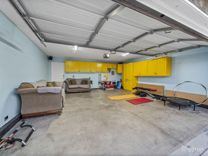 Garage View 1