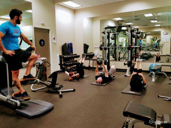 Fitness Facility in Menlo Park Photo 4