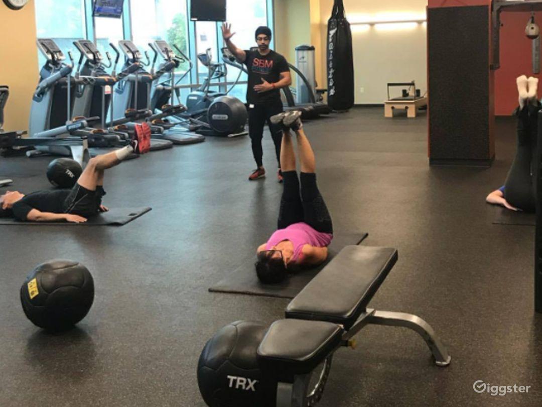 Fitness Facility in Menlo Park Photo 1