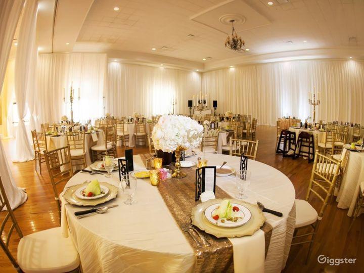 The Grand Elegant Ballroom Photo 3