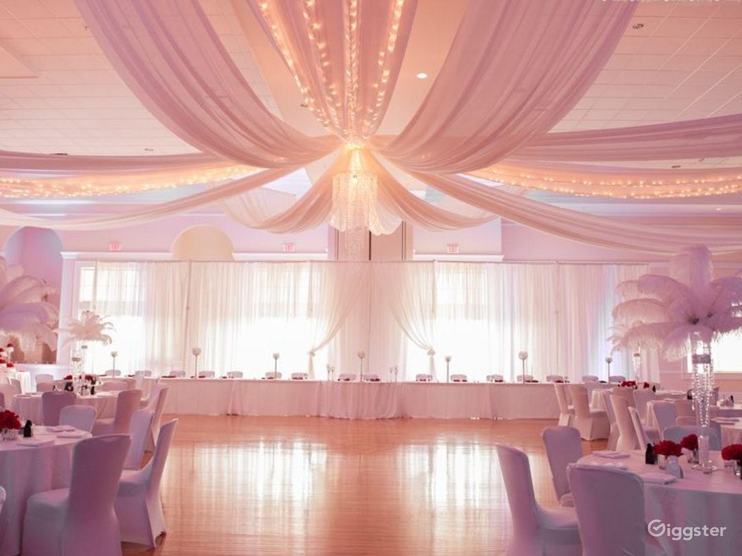 The Grand Elegant Ballroom Photo 1