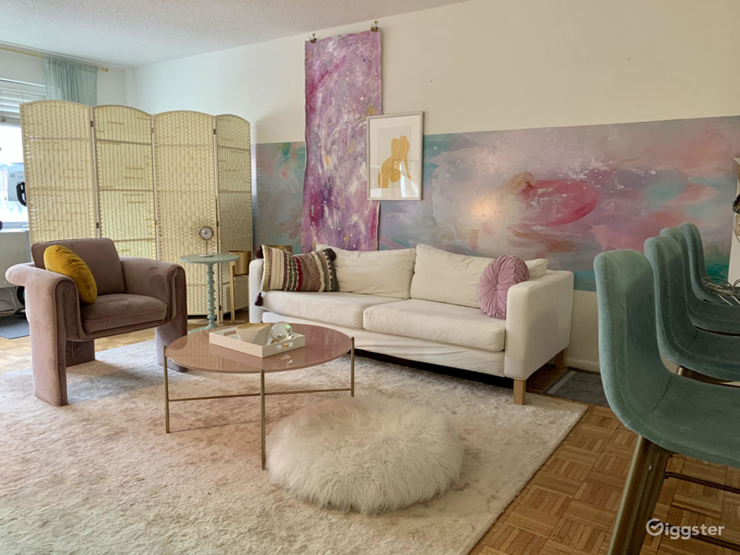 Whimsical Apartment in the Heart of Chelsea  Photo 1