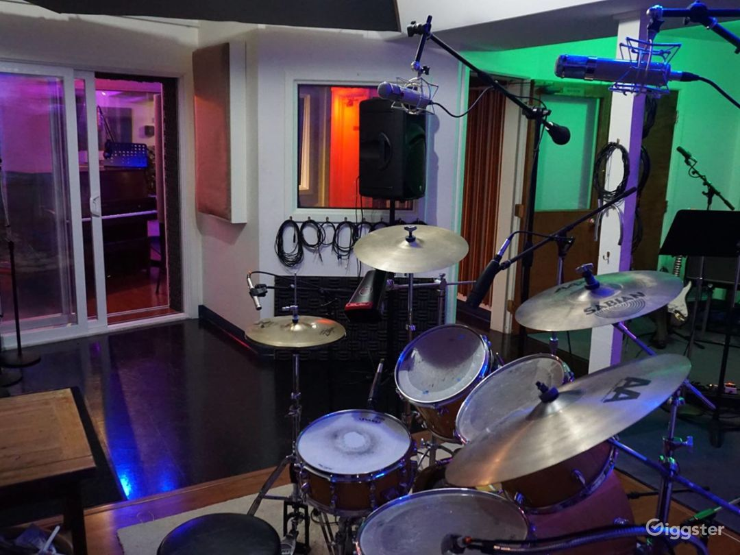 Playful Drum Room and Main Stage Photo 1