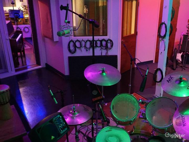 Playful Drum Room and Main Stage Photo 3