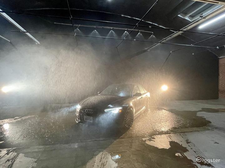 Huge Rain Room with car access Photo 4