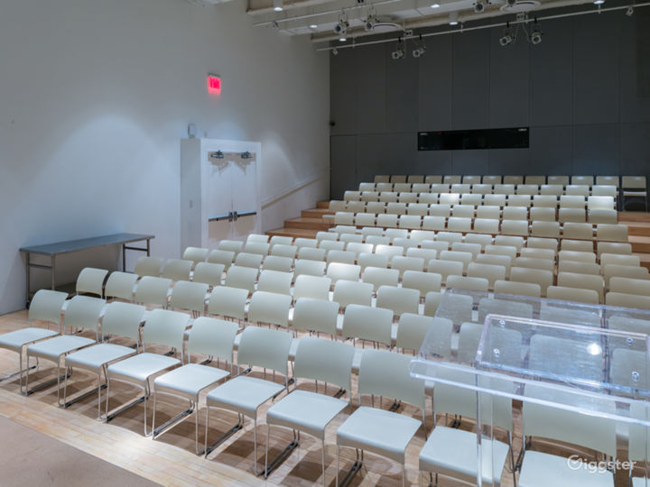 Small Theater in Downtown Manhattan Photo 3