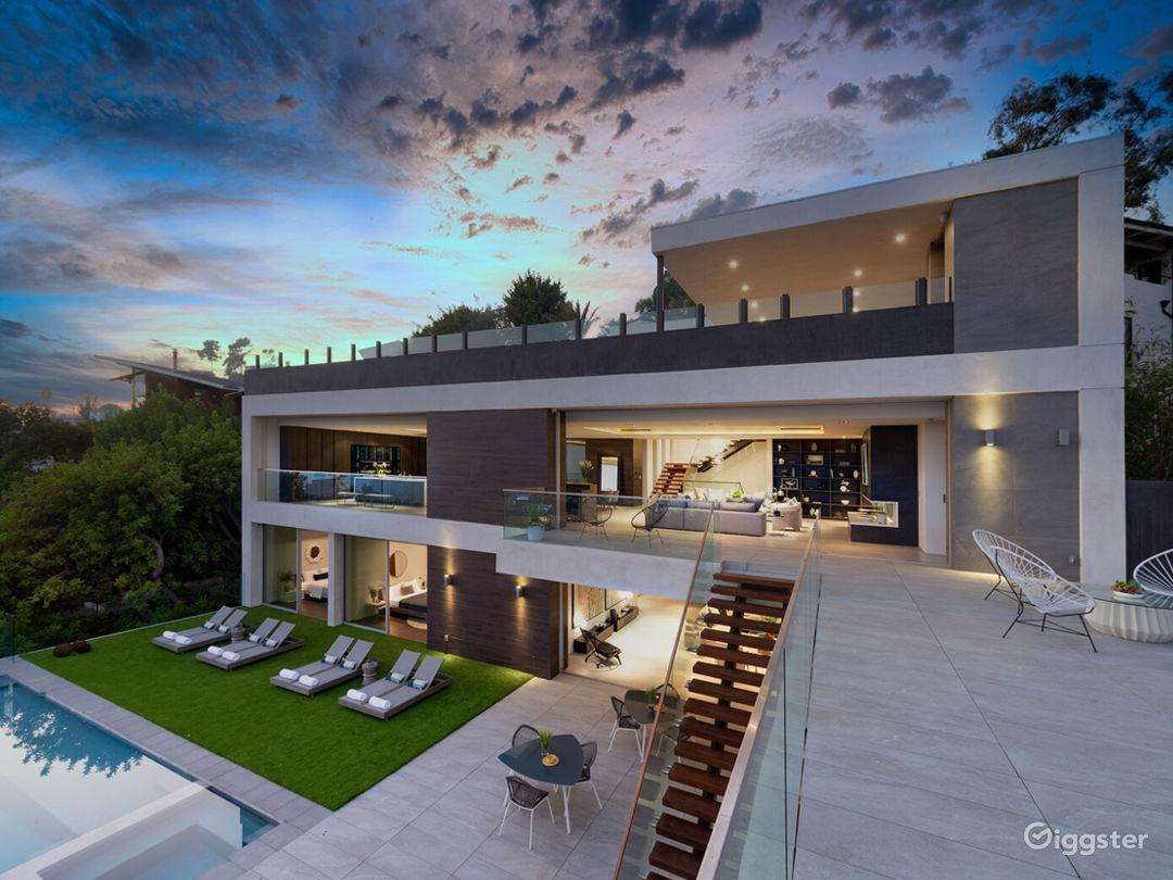 Los Tilos Mansion Photo 1